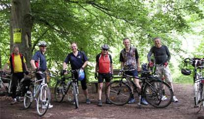 Mountainbike-Tour: Landau in der Pfalz - Wissembourg en Alsace